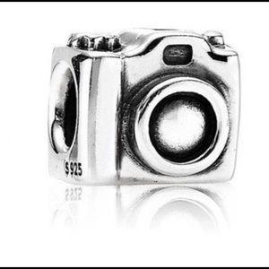Jewelry - PANDORA Camera Charm